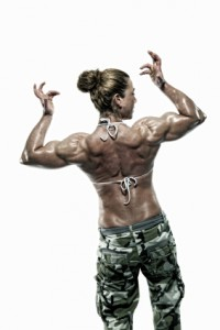 Dating female muscle women